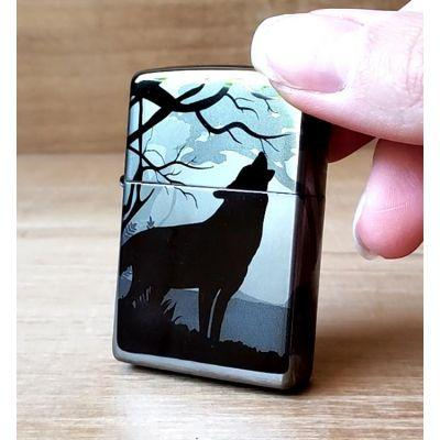 Зажигалка Zippo 49188 Wolves Design