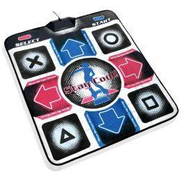 Танцевальный коврик X-TREME Dance PAD Platinum (PC + TV)