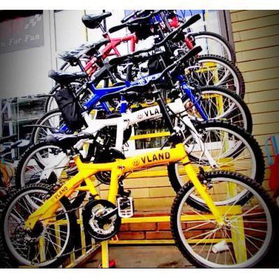 Велосипед складной VLAND