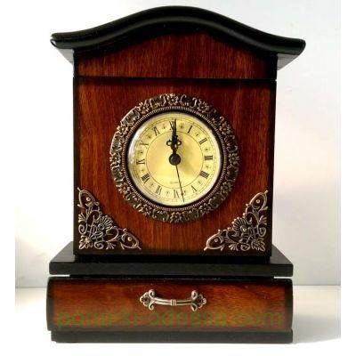 Ключница-часы-шкатулка