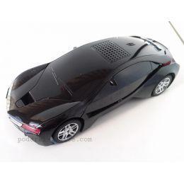 Портативная колонка-mp3 плеер Sport Car (USB, SD, FM, 3.5 мм)