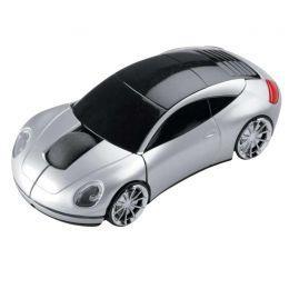 Мышь компьютерная беспроводная в виде машины