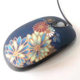 """Мышь компьютерная оптическая USB """"Цветок"""""""