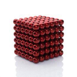 Неокуб 5 мм красный