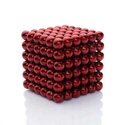 Купить неокуб 5 мм красного цвета