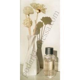 Ароматический набор с белой вазой