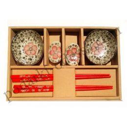 Набор для суши цветок