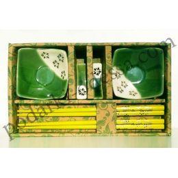Набор для суши зеленый