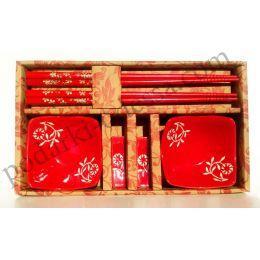 Суши набор красный