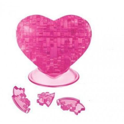 Подарок девушке  3D - пазл Сердце