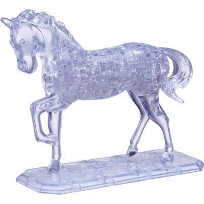 3D puzzle (пазл) лошадь