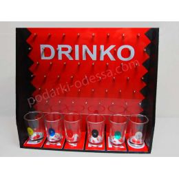 Алкогольная игра Drinko shot game для веселой компании