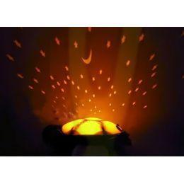 Музыкальный ночник черепаха - звездное небо