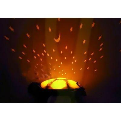 Музыкальный ночник (проектор) черепаха - звездное небо