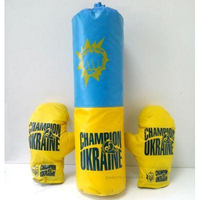Детский набор для бокса (груша+перчатки)