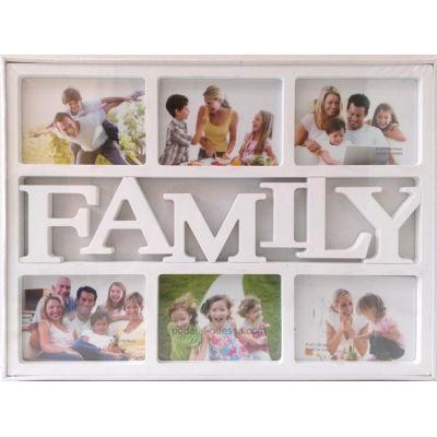 Коллаж на 6 фото 10*15 Family