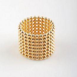 Неокуб 3 мм золото