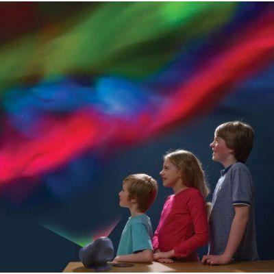 Проектор Северное сияние 8 цветов