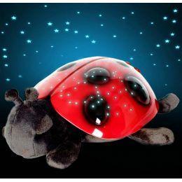 Ночник Божья коровка проектор звездного неба
