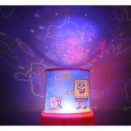 Подарок ребенку - детский ночник Спанч Боб