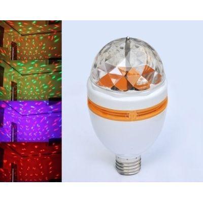 Светодиодная диско лампа для вечеринок