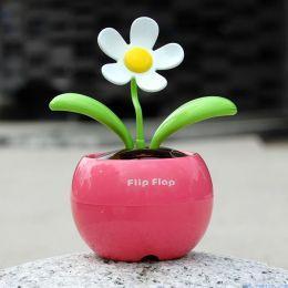 Танцующий цветок Flip-Flap на солнечных батареях