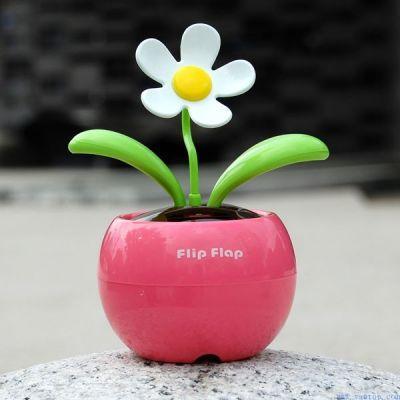"""""""Танцующий цветок Flip-Flap"""" на солнечных батареях"""