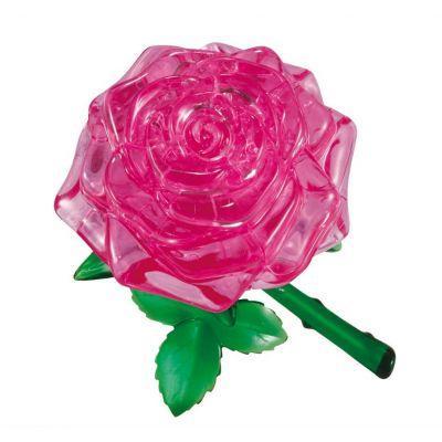 3D пазл Crystal Puzzle - Роза