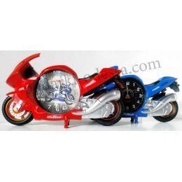 Часы спортивный мотоцикл