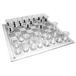 Пьяные шахматы, алкошахматы