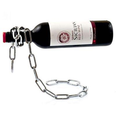 Подставка держатель для бутылки - цепь