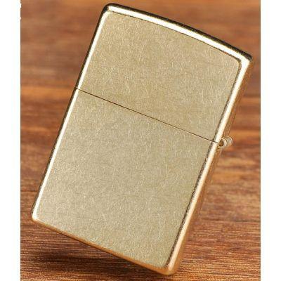 купить Зажигалку Zippo 207G Gold Dust