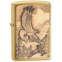 Зажигалка Zippo 20854 Where Eagles Dare