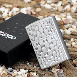 Зажигалка Zippo 24013 Cut Glass