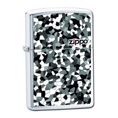 Зажигалка Zippo 24807 BROKEN GLASS
