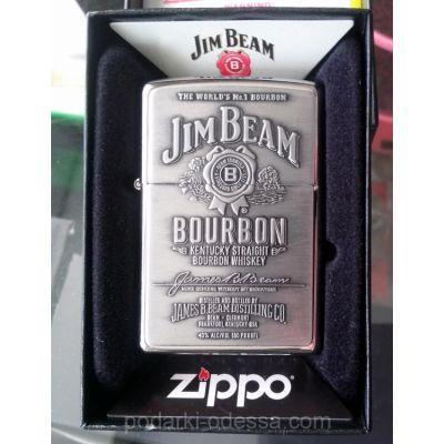 Зажигалка Zippo 250JB 928 JIM BEAM LABEL