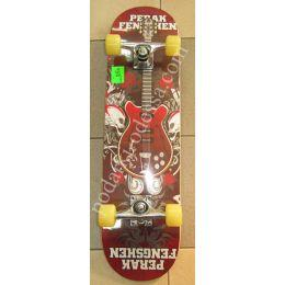 Скейт гитара
