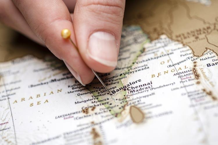 скретч карта мира цена