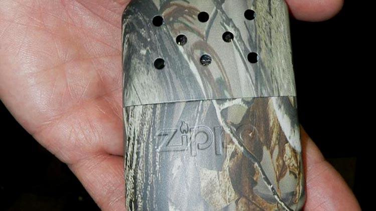 грелка рук zippo