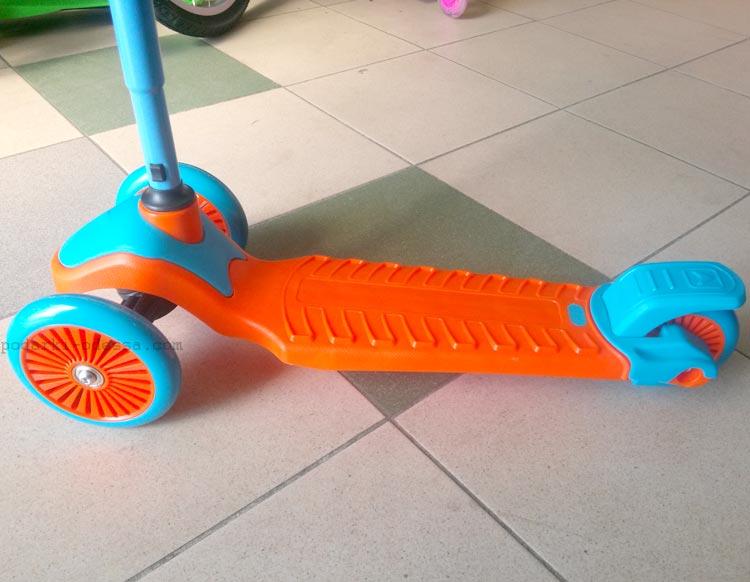 самокат 3 колесный