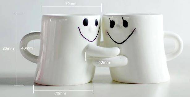 чашки обнимашки