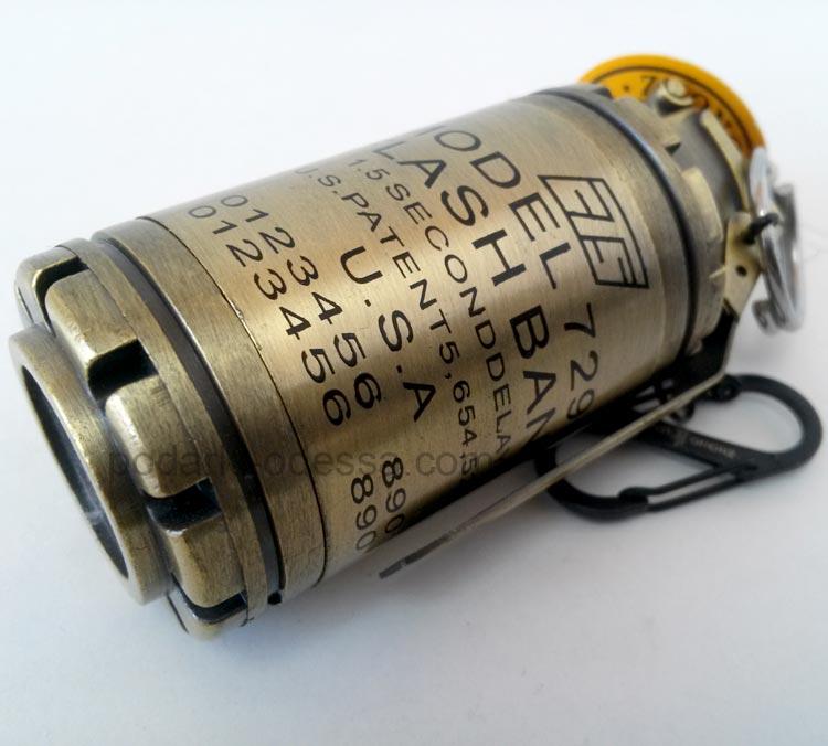 зажигалка гранатка