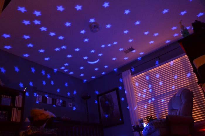 Купить музыкальную черепаху - ночник звездного неба в Одессе
