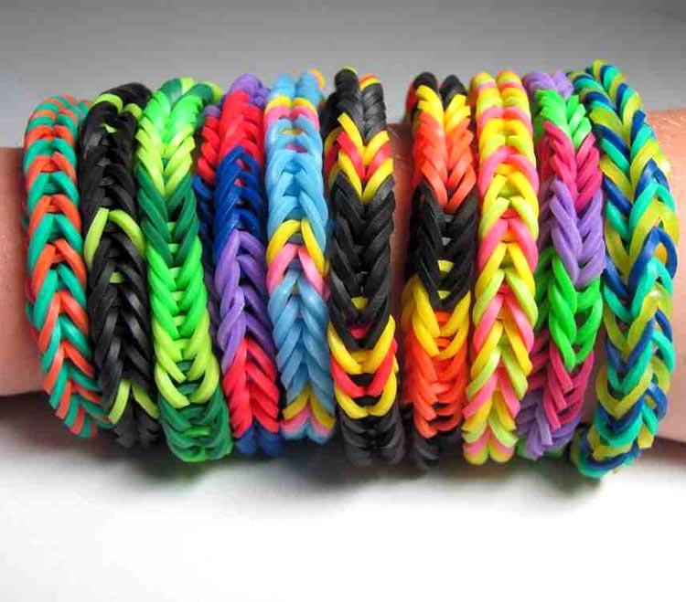 набор для плетения браслетов купить