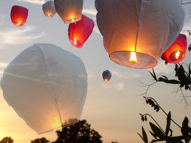 Купить китайские фонарики (небесные) в Одессе по низкой цене