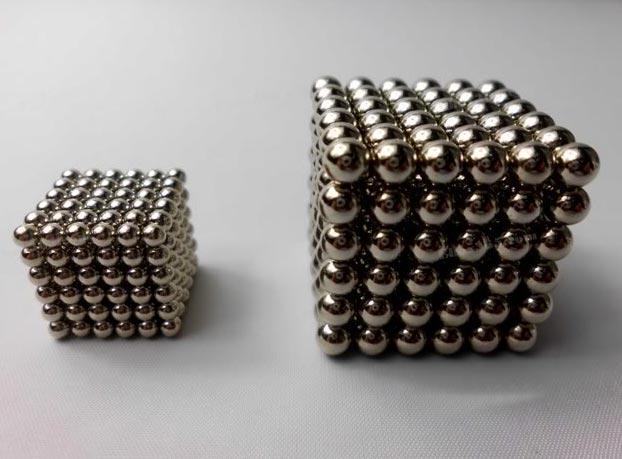 Разница между 3 мм неокубом и 5 мм