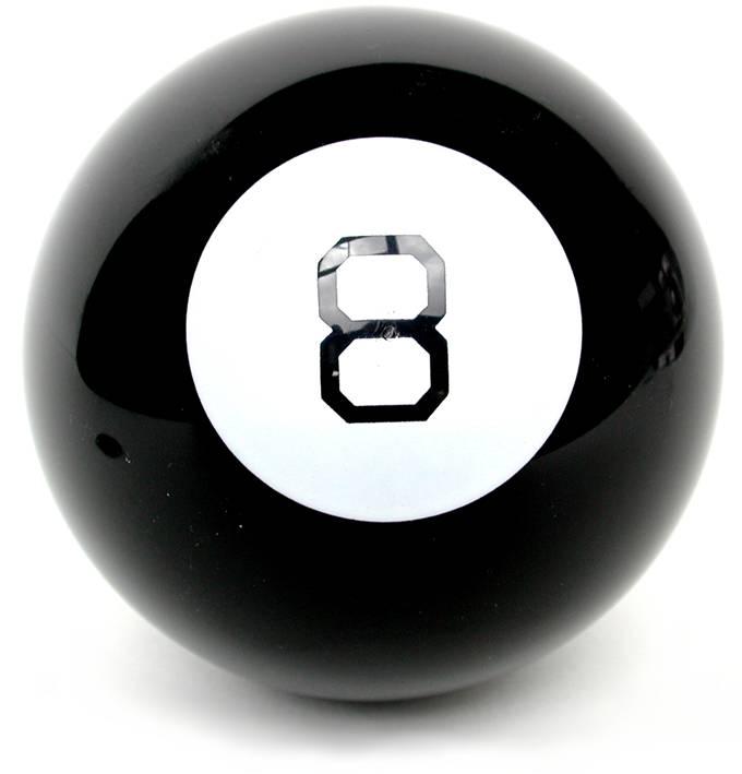 Купить магический шар предсказатель magic ball 8 в Одессе