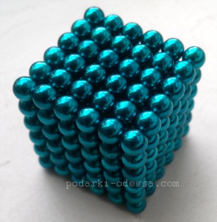 Неокуб 5 мм бирюзовый