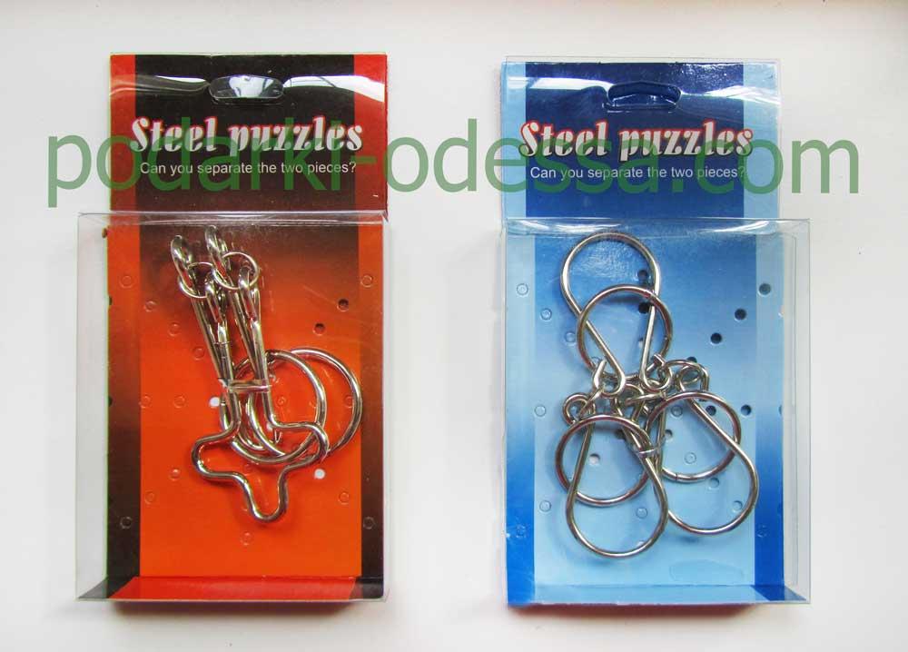 купить металлические (железные) головоломки в Одессе