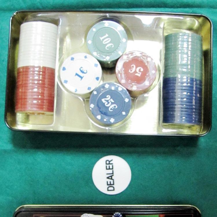 набор покера